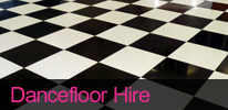 Portable Dancefloor Hire by Deckstar Deluxe